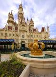 去城堡 免版税库存照片