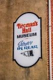 去宾夕法尼亚,费城的博物馆的入口道路 库存照片