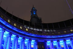 县政厅,伦敦 库存图片