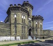 县监狱 免版税库存图片