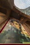 参观的萨尔瓦多・达利的博物馆 库存图片