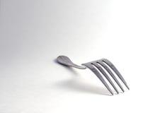 叉子表 免版税图库摄影