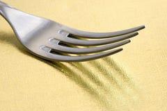 叉子 库存图片