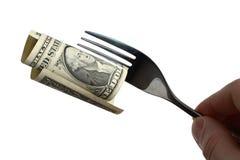 叉子 免版税图库摄影