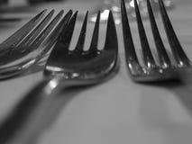 叉子 库存照片