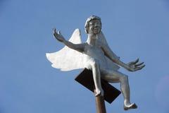 友好的天使 免版税库存照片