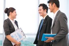 友谊和合伙企业 免版税库存图片