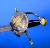 双刃剑 库存照片