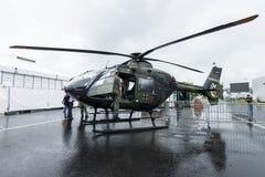 双发动机欧洲直升机公司EC135 T1 ( 空中客车直升机H135)德国军队 免版税库存图片