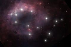 双子星座 免版税库存图片