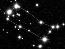 双子星座 库存图片