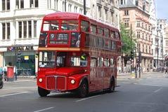 双层公共汽车 免版税图库摄影