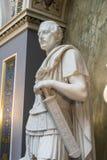 双排扣的男礼服雕象作为罗马百人队队长奥斯本议院怀特岛郡 图库摄影