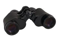 双筒望远镜葡萄酒 免版税库存照片