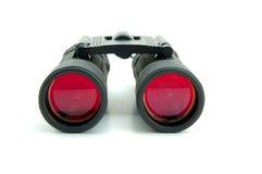 双筒望远镜 图库摄影