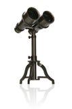 双筒望远镜 免版税库存图片