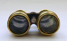 双筒望远镜N2海运 免版税库存照片