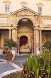 双重螺旋意大利博物馆罗马楼梯梵蒂冈 库存图片