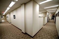 双重走廊 免版税图库摄影