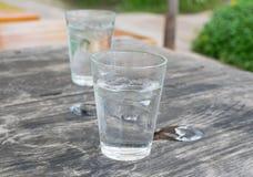 双玻璃 免版税库存图片
