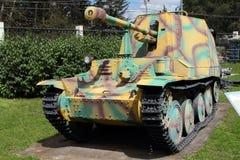 反坦克自走火炮登上Marder III AUSF M Cze 库存图片