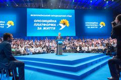 Opposition platform for life