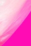 反对桃红色的塑料 库存图片