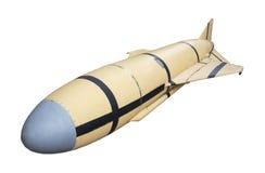 反导弹船 免版税图库摄影