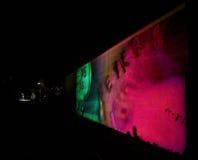 反射学习-交互式编辑-扎卡里Liebermanon信号节日布拉格 库存图片