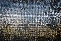 反射性抽象的镜子 免版税库存照片