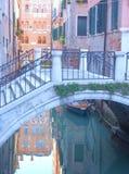 反射的威尼斯 库存图片