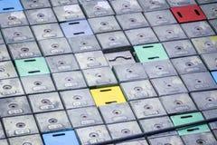 反应器室 核反应堆盒盖、反应器燃料元件的设备维修和替换 库存图片