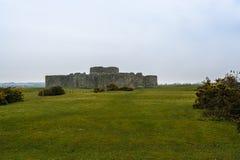 反挠度城堡 库存照片