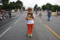 反政府抗议 免版税库存图片
