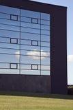 反映视窗 图库摄影
