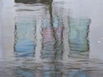 水反映 免版税库存图片