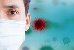 反病毒 免版税库存照片