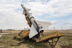 反航空器火箭复杂SA 2指南 免版税图库摄影