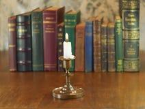 发亮蜡烛 免版税图库摄影