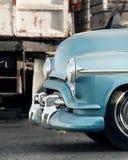 发光的古董车 图库摄影