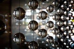 发光的圆球 免版税库存照片