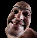 发光的微笑 免版税库存图片