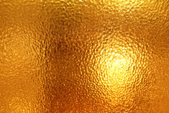 发光的玻璃纹理 库存照片