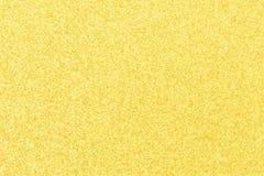 发光的金银铜合金叶子箔纹理 库存照片