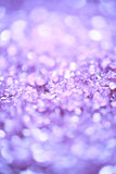 发光的紫罗兰色背景 免版税库存照片