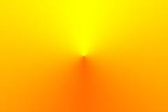 发光的黄色摘要 图库摄影