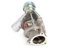 蒸气增压器 库存图片
