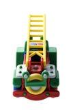 发动机起火玩具 库存图片