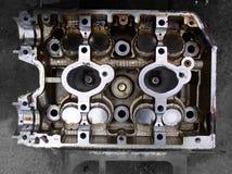 发动机零件 免版税库存照片