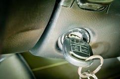 发动汽车 免版税库存图片